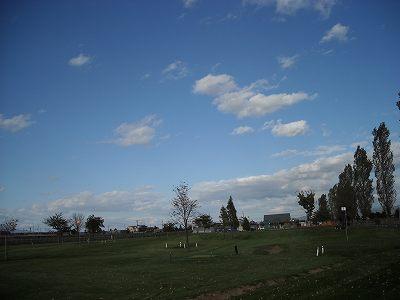 今のひょうたん沼パークゴルフ場